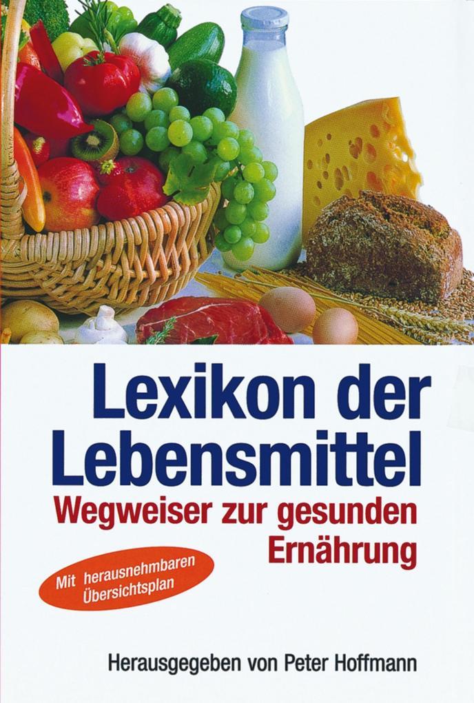 Lexikon der Lebensmittel als eBook