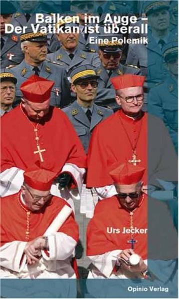 Balken im Auge - der Vatikan ist überall als Buch
