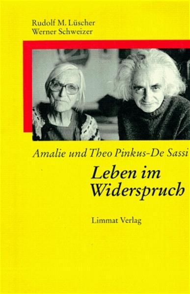 Amalie und Theo Pinkus-De Sassi als Buch