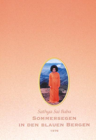Sommersegen in den Blauen Bergen 1976 als Buch
