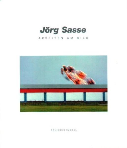 Jörg Sasse, Arbeiten am Bild als Buch