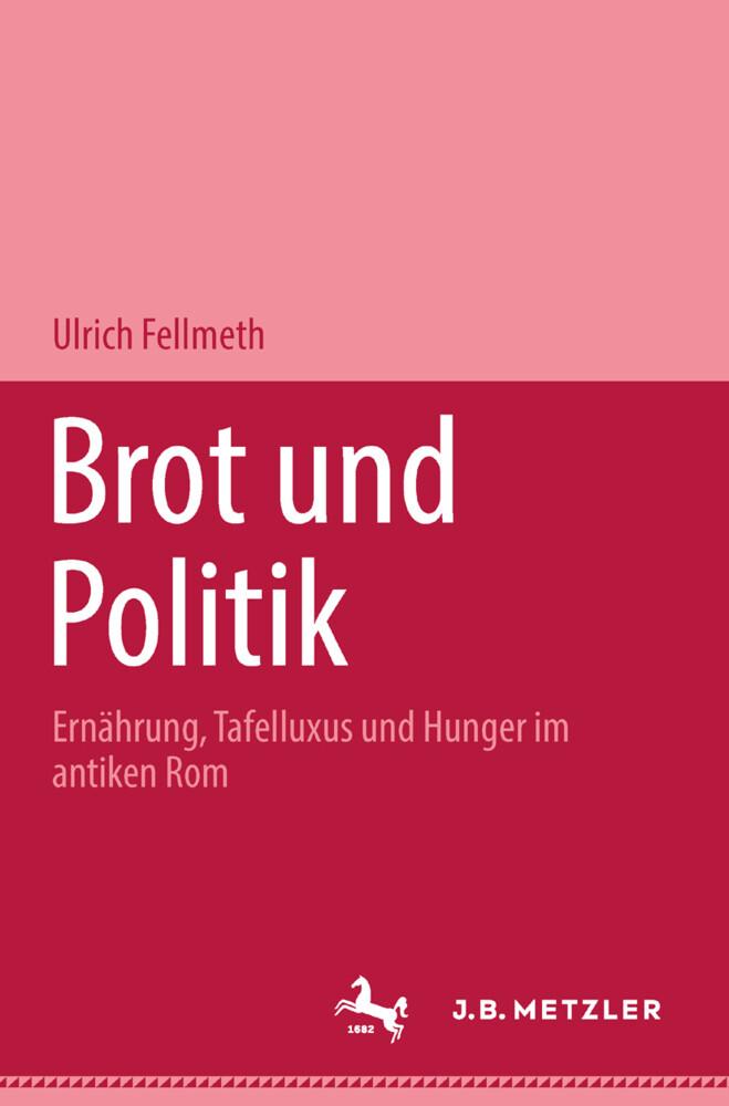 Brot und Politik als Buch