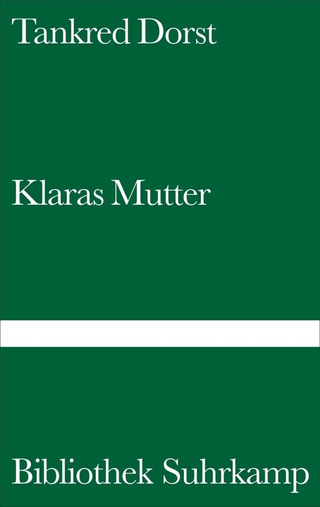 Klaras Mutter als Buch