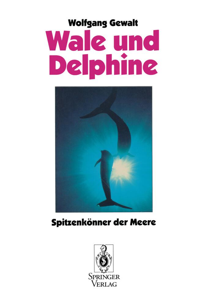 Wale und Delphine als Buch