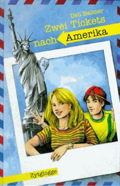 Zwei Tickets nach Amerika als Buch