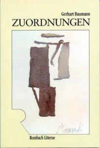 Zuordnungen als Buch