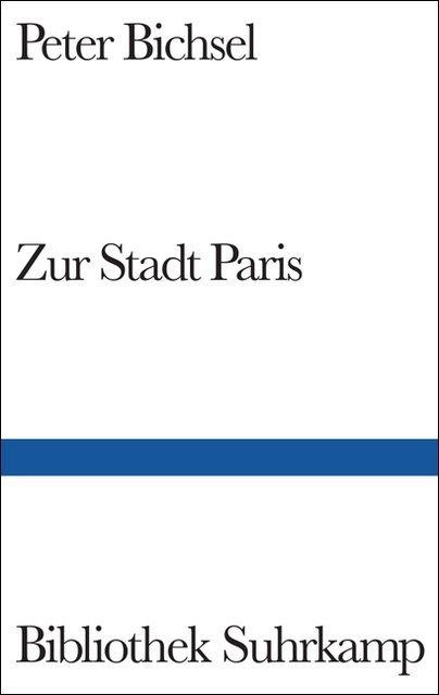 Zur Stadt Paris als Buch