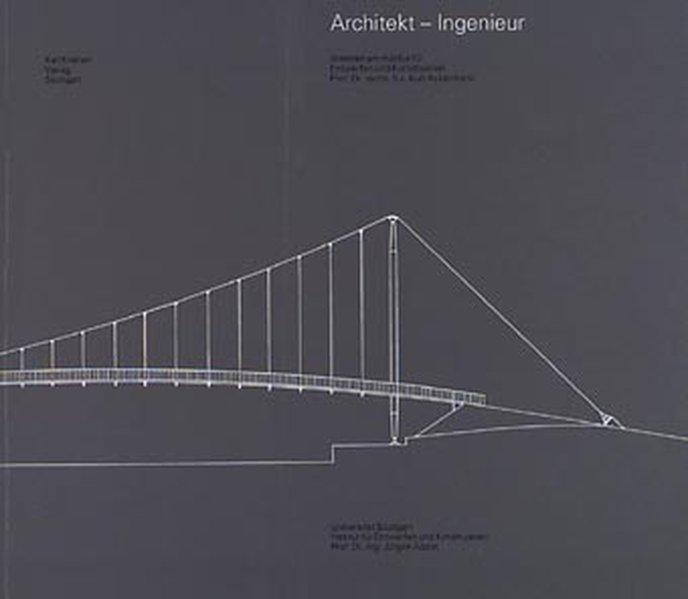Architekt. Ingenieur als Buch