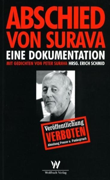 Abschied von Surava als Buch