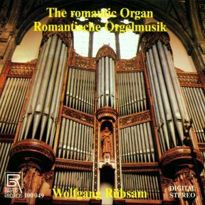Romantische Orgelmusik als CD