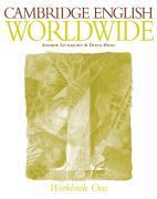 Cambridge English Worldwide Workbook 1 als Taschenbuch