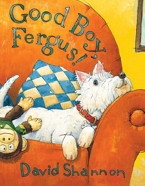 Good Boy, Fergus! als Buch