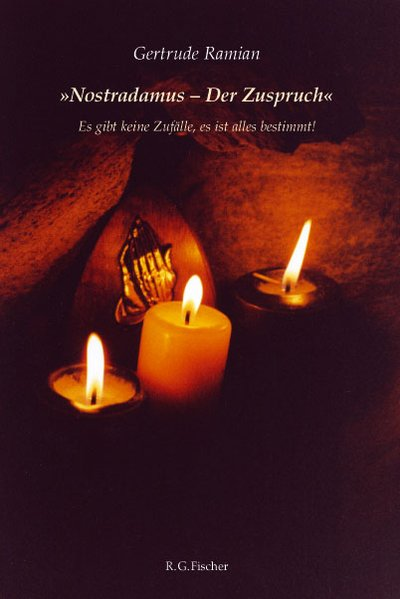 Nostradamus - der Zuspruch als Buch