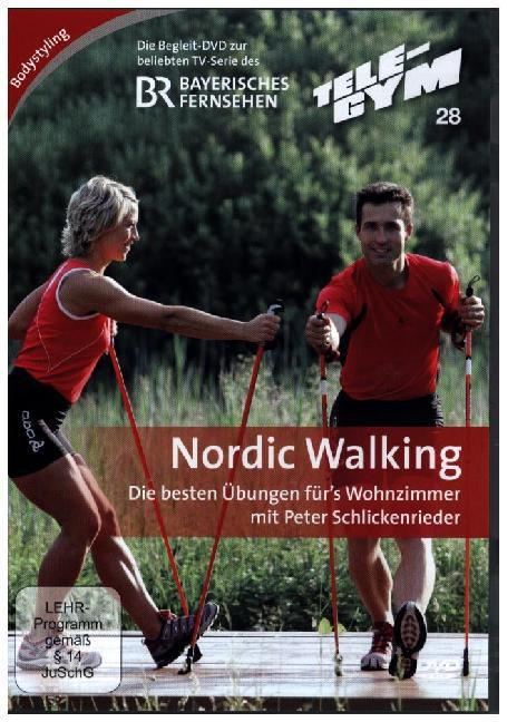 Tele-Gym 28. Nordic Walking. DVD-Video als DVD