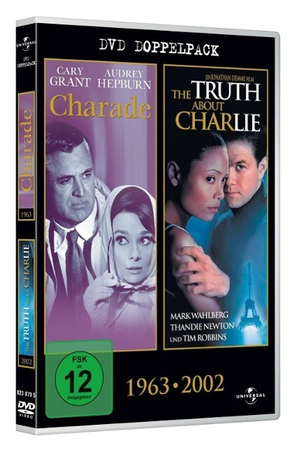 Charade & The Truth about Charlie als DVD