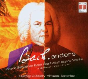 Bach.anders als CD