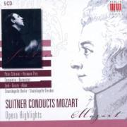 Suitner Conducts Mozart-Opera Highlights als CD