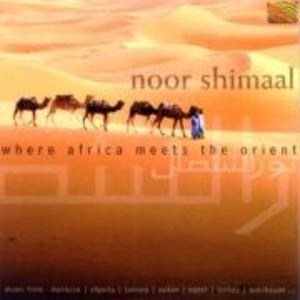 Where Africa Meets The Orient als CD