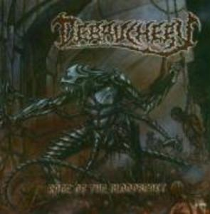 Rage Of The Bloodbeast als CD