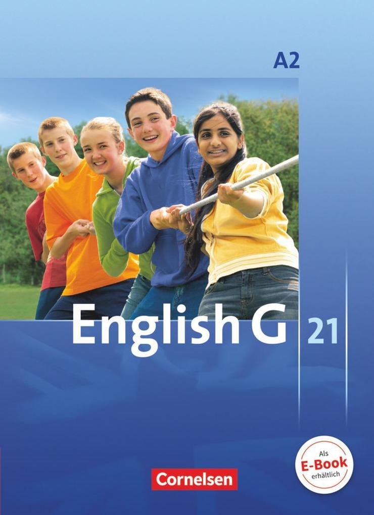 English G 21. Ausgabe A 2. Schülerbuch als Buch