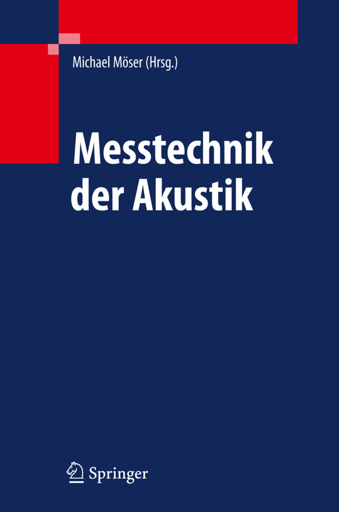 Messtechnik der Akustik als Buch