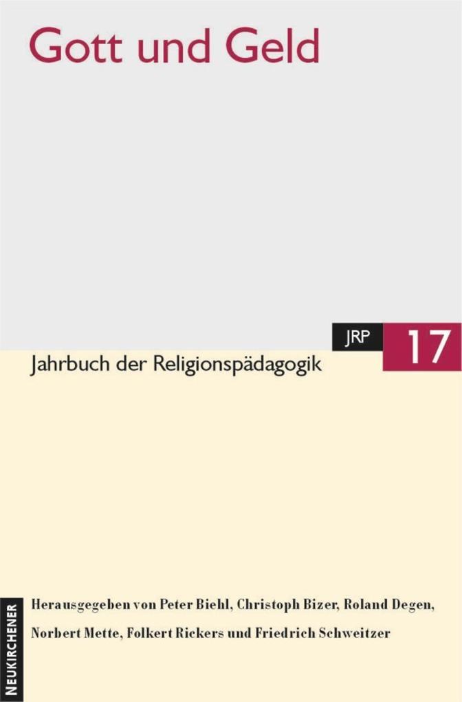 Jahrbuch der Religionspädagogik 17. ( JRP) als ...