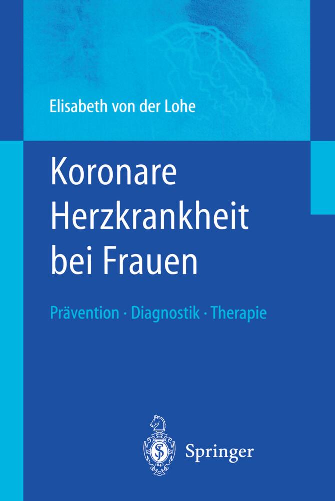 Koronare Herzkrankheit bei Frauen als Buch