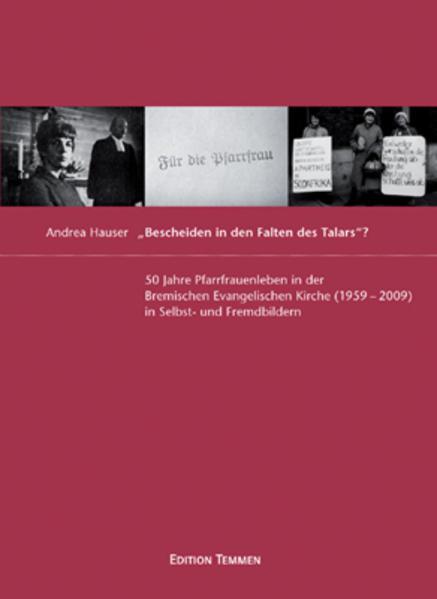 """""""Bescheiden in den Falten des Talars""""? als Buch"""