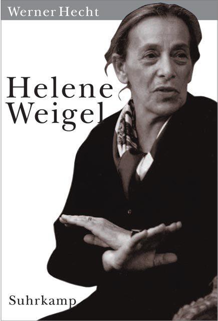 Helene Weigel als Buch