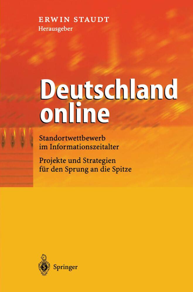 Deutschland online als Buch