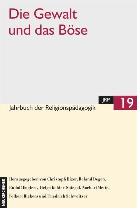 Jahrbuch der Religionspädagogik 19. ( JRP) als Buch
