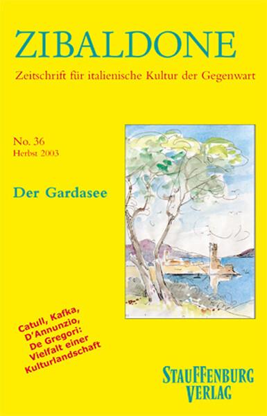 Zibaldone 33. Gardasee als Buch