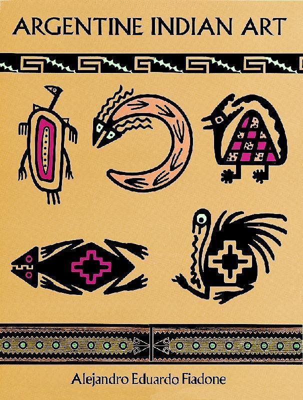 Argentine Indian Art als Taschenbuch