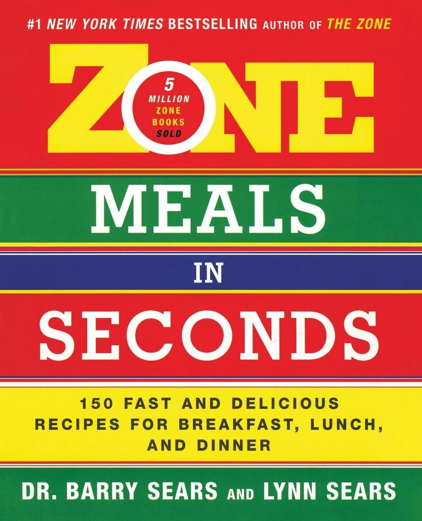 Zone Meals in Seconds als Buch