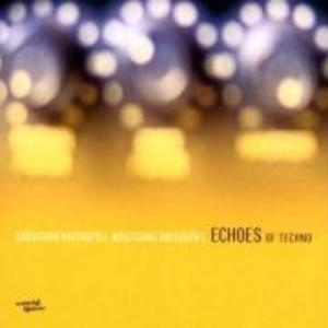 Echoes Of Techno als CD