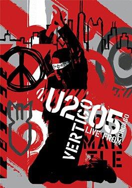 U2 - Vertigo - Live from Chicago 05 als DVD