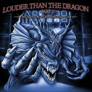Louder Than The Dragon Part II Limb Music Label Sa als CD