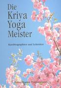 Die Kriya Yoga Meister