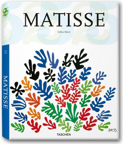 Henri Matisse als Buch