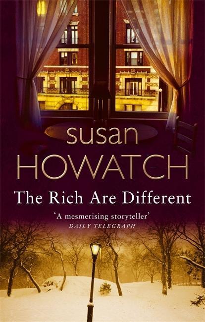 The Rich Are Different als Taschenbuch