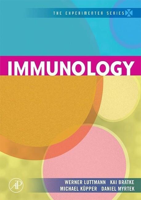 Immunology als Buch