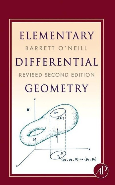 Elementary Differential Geometry, Revised 2nd Edition als Buch