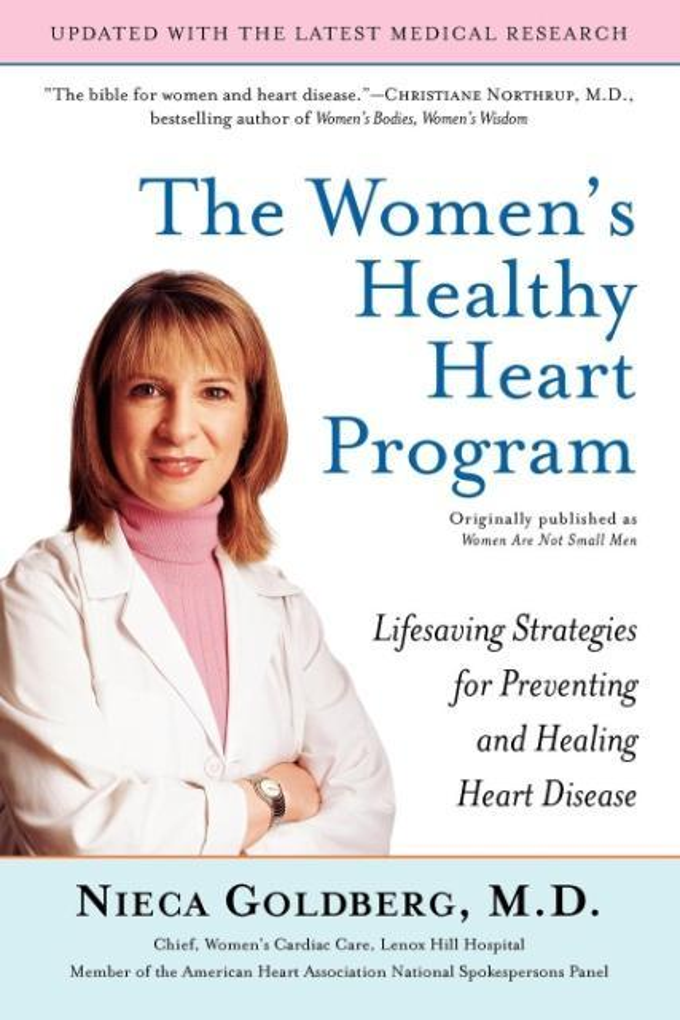 The Women's Healthy Heart Program als Taschenbuch