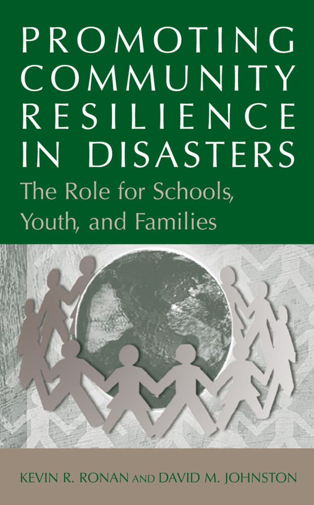 Promoting Community Resilience in Disasters als Buch