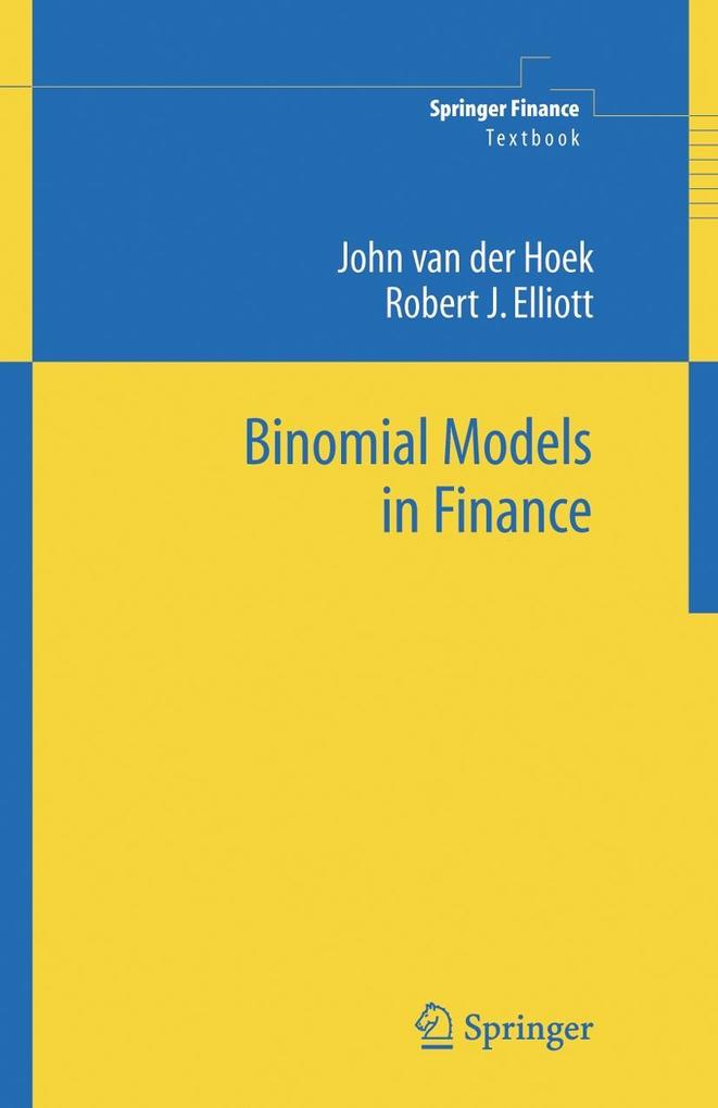 Binomial Models in Finance als Buch