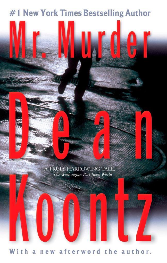 Mr. Murder als Taschenbuch