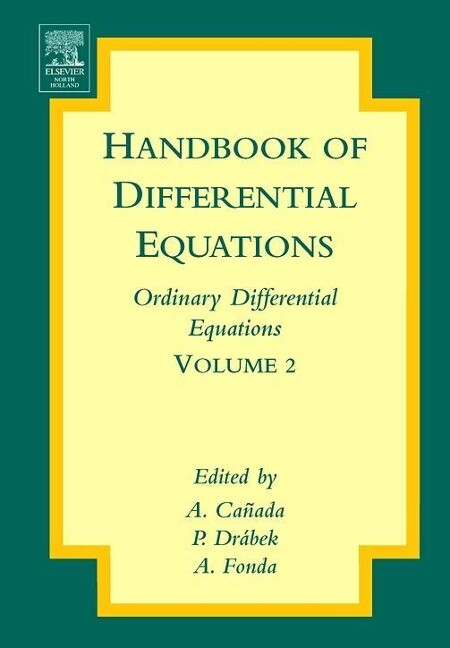 Handbook of Differential Equations: Ordinary Differential Equations als Buch