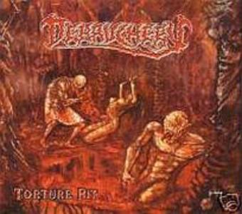 Torture Pit als CD