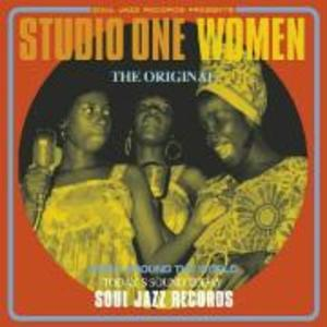 Studio One Women als CD