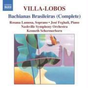 Bachianas Brasileiras als CD
